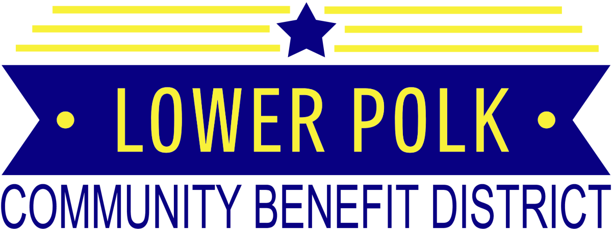 The Lower Polk Community Benefit District Logo